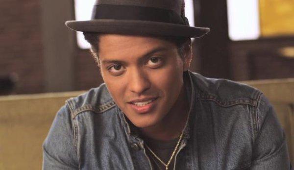Bruno Mars, ce n'est que le début .. ♥