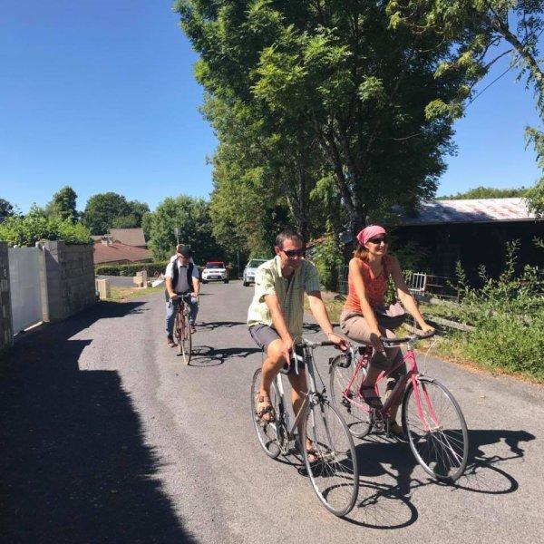 15 août 2018: vélo vintage