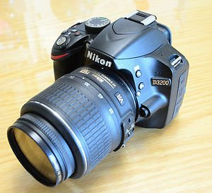 Nikon D3200 24.2MP Digital SLR Camera.....500 - Commercial interest !!
