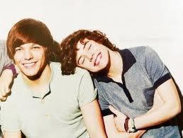 Interview de Harry & Louis. ♥