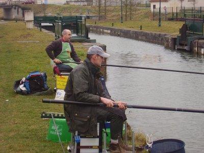 mes pêche au canal de l'ourcq