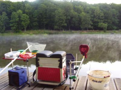 ma pêche aujourd'huit