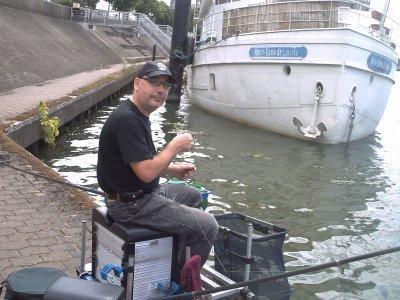 retour de vacances et une pêche Alfortville