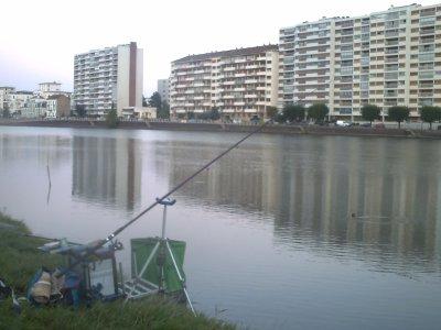 une pêche du matin selon le temps