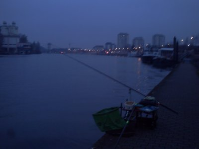 une pêche seine
