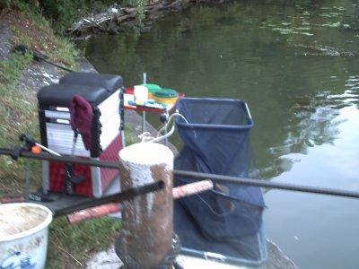 un après midi sur la seine