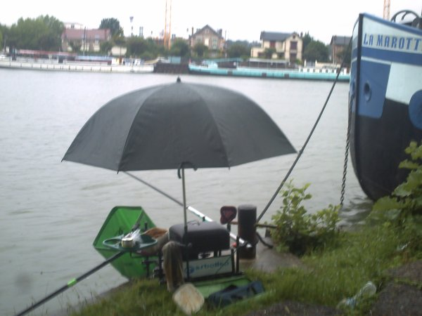 la pluie du vent un temps autonnale
