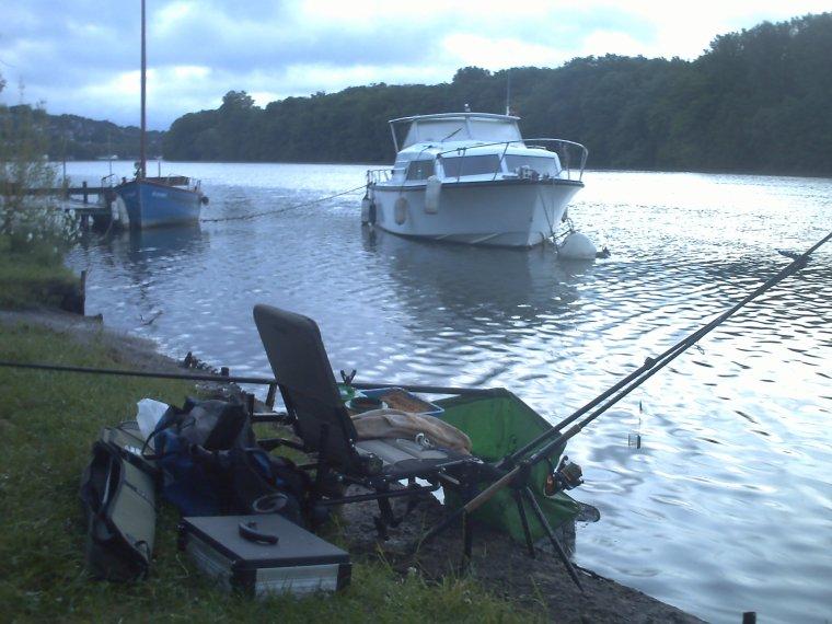 une pêche du matin