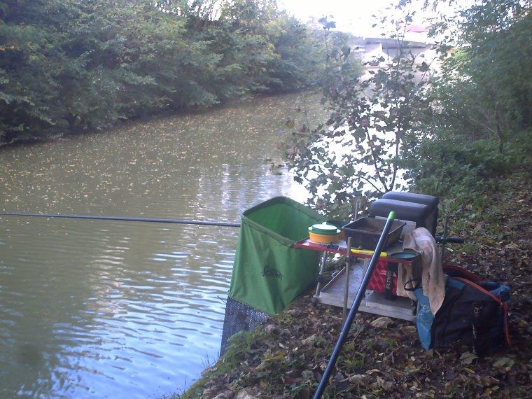 une pêche au coup du 14/09/14