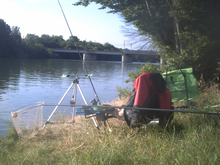 matériel et pêche