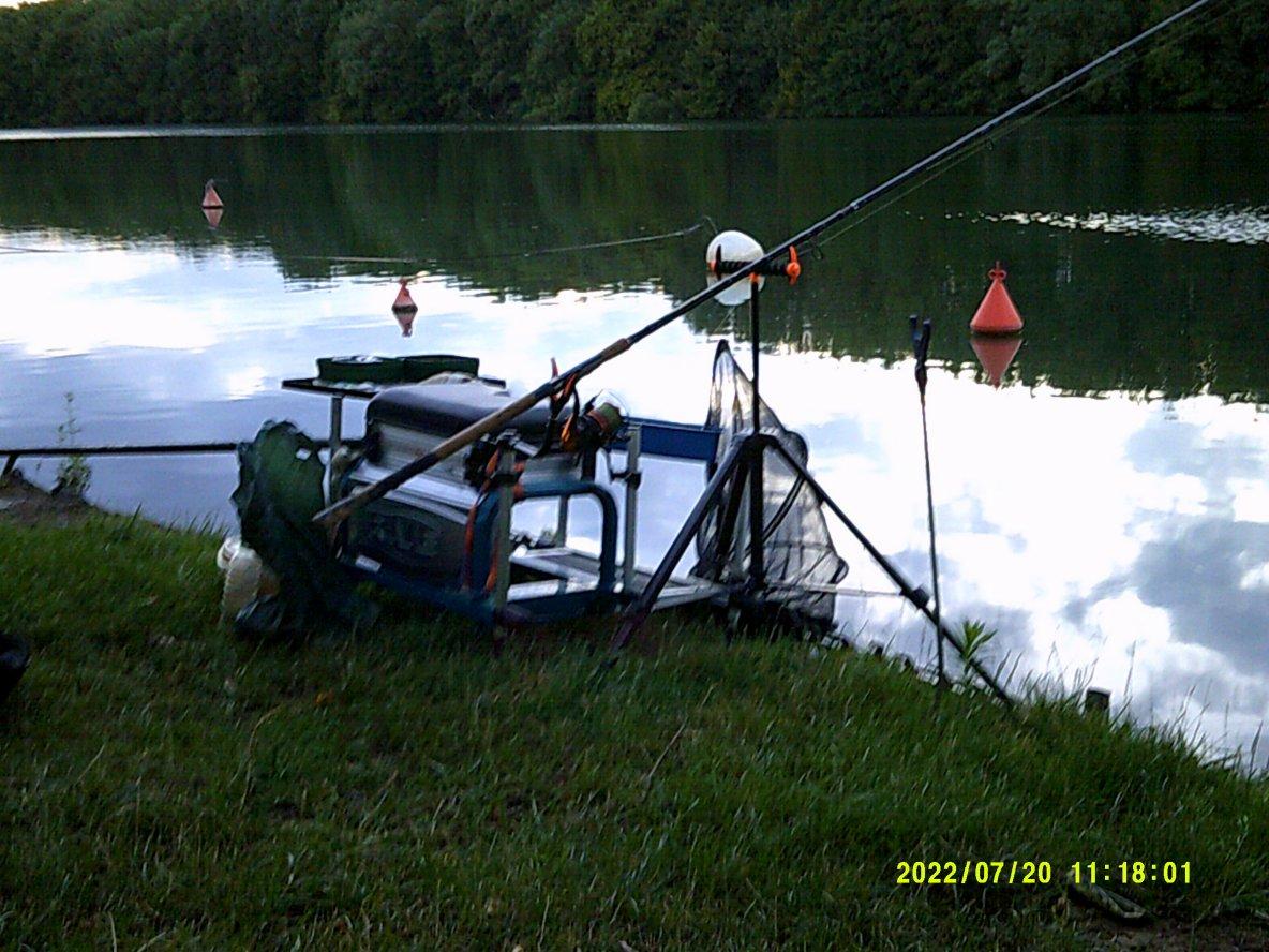 le 14 juillet au bord de la seine