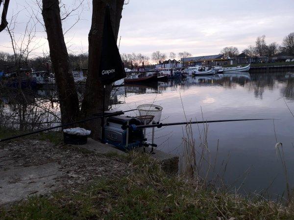 pêche sur draveil ses repartis