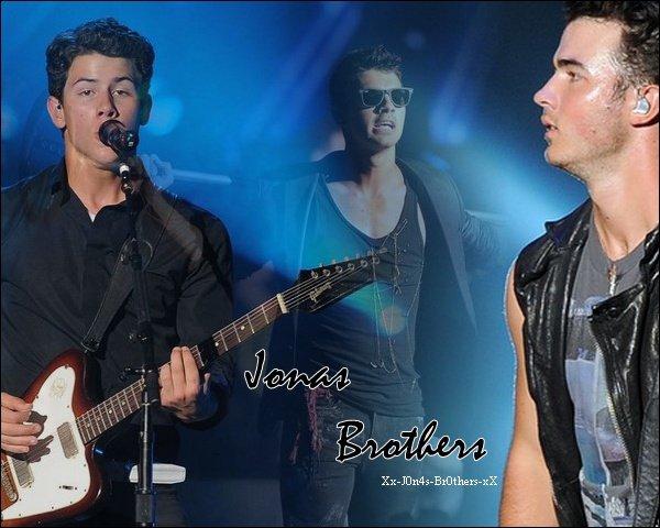 Bienvenue Sur Xx-J0n4s-Br0thers-xX !  Ta Source Sur Les Jonas Brothers.