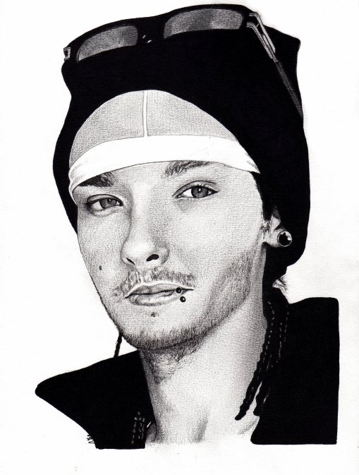 Tom Kaulitz.