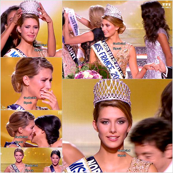07/12/14 : Miss France 2015 est et restera ...
