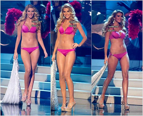 26/01/15 : Miss Univers