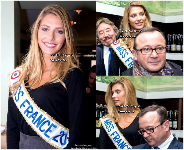 05/02/15 : Citoyenne d'Honneur
