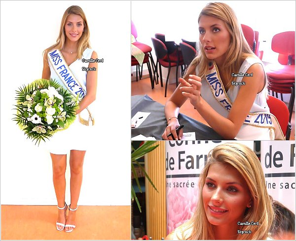 03/07/15 : Corine de Farme - Roncq