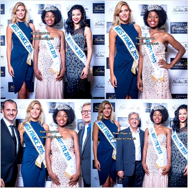 18/09/15 : Miss Limousin - Corine de Farme - Chantilly