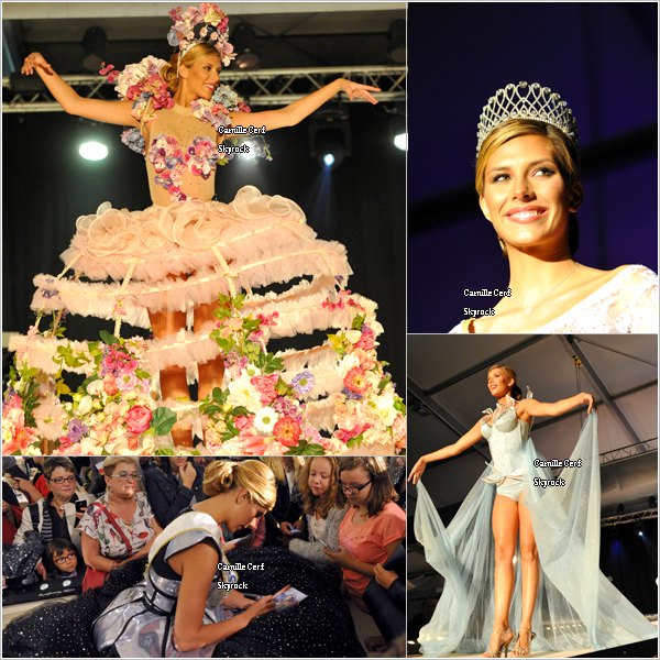 18/09/15 : Miss Limousin - Corine de Farme - Chantilly