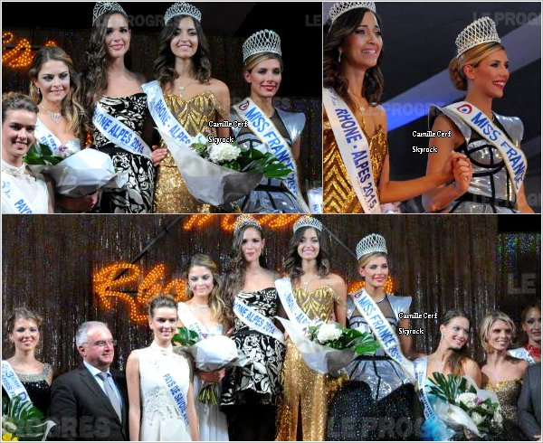 18/10/15 : Miss Rhône Alpes