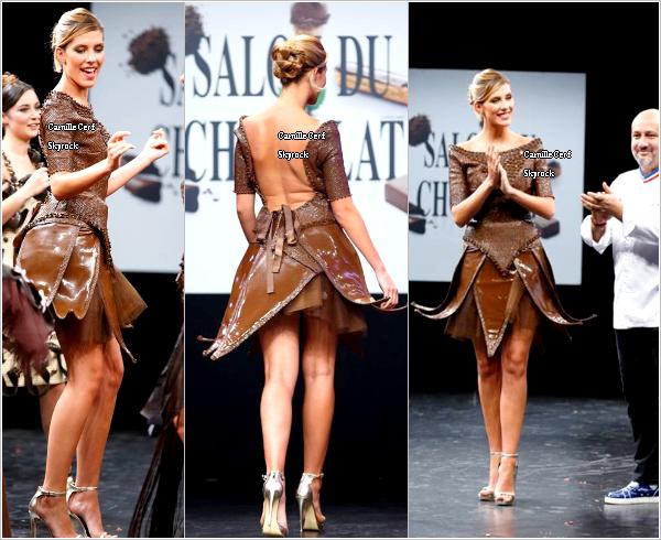27/10/15 : Salon du Chocolat - RTL