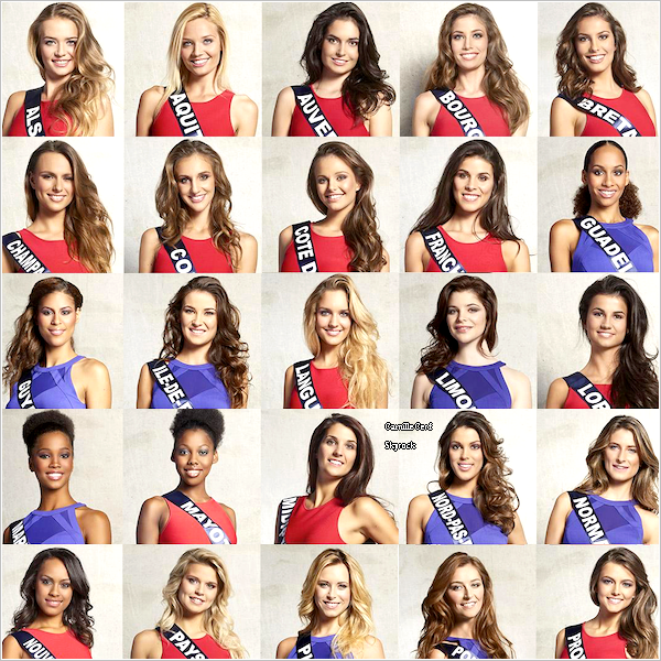 19/11/15 : Miss France 2016