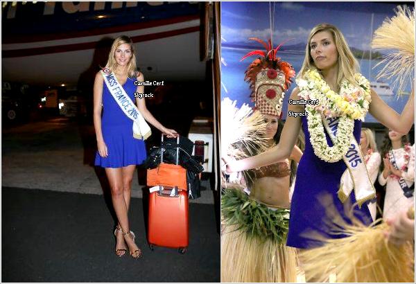 23/11/15 : Voyage Tahiti