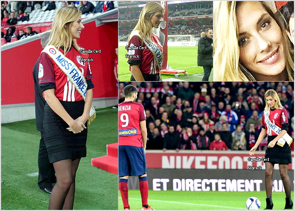 16/12/15 : Lille - Jury Miss France 2016