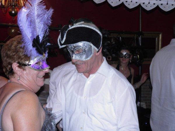 Le bal masqué...