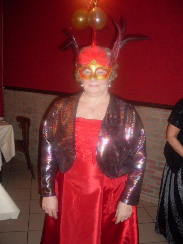 Ma mère...
