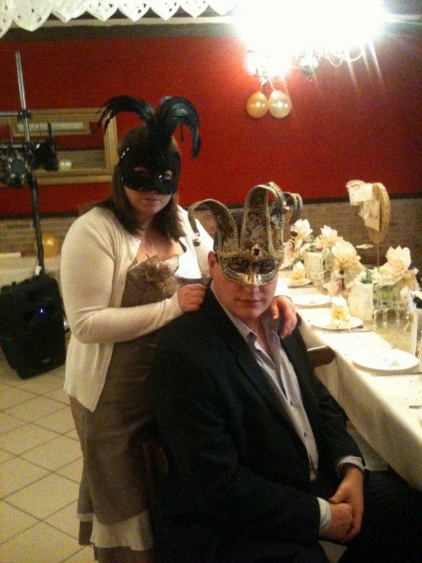 Johan et Céline... nos futurs fiancés