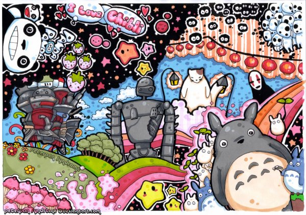 ♥ Ghibli ♥