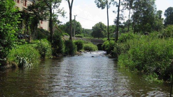 Le village de St Avit de Tardes