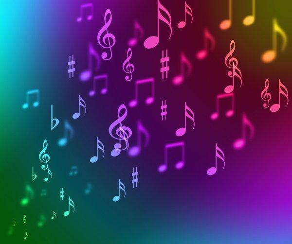 """""""Les mots sont des notes de musique"""""""