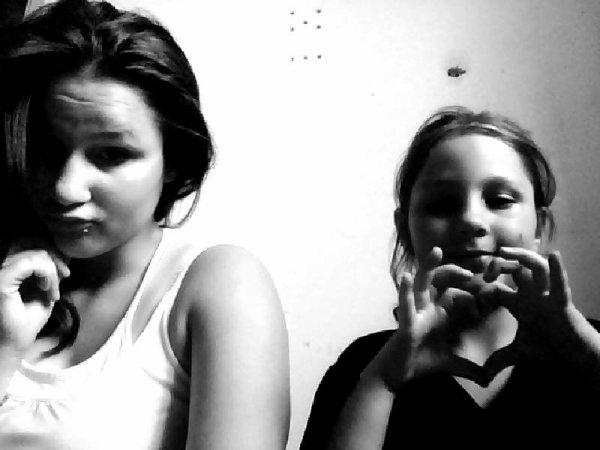 Ma petite soeur & moi ♥