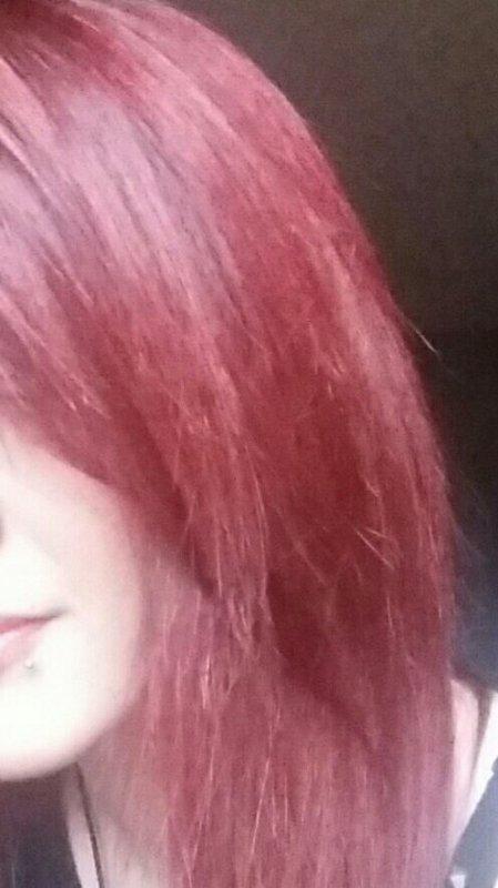Changements de couleurs de cheveux :)