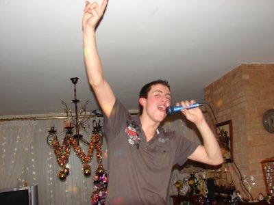 a noël bien bu et bien chanter