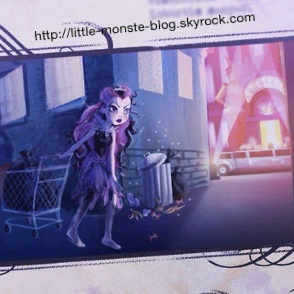 Legacy Day et la destinée de Raven si elle aurait signer le Livre