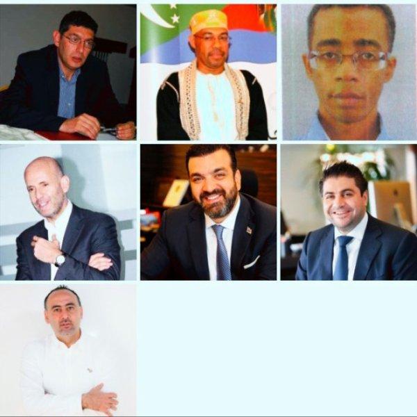 Sept mandats d'arrêt internationaux lancés par la justice