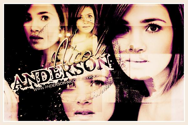 . Bienvenue sur Anderson-Nicole, votre source d'actu' sur la superbeNicoleAnderson!.