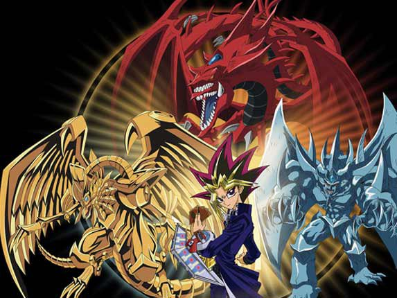 ... Yugioh The Legend forever...