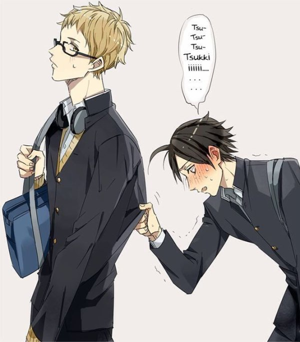 Tsukishima devrait apprendre à gérer ses sentiments... ou pas !