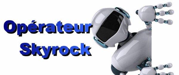 • L'équipe Skyrock Chat