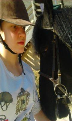 flika du poney club de nancy