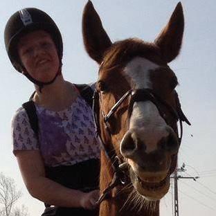 Roxane (tel cheval tel Cavalière) 🐴😂
