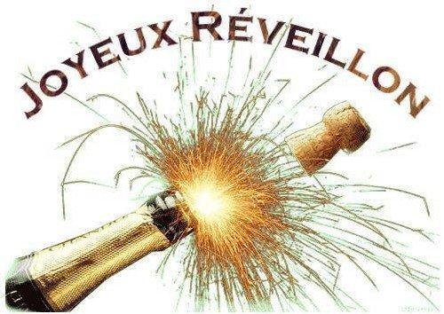 Bon reveillon et Bonne Année a tous