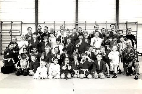 Sambo Academy Mons 2012
