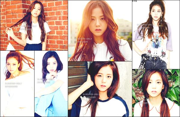----------------  ••  Découvrez la serie de  photos du lancement du groupe Blackpink de miss  Jisoo  -  Aout 2016.   • Nom alternatif : Kim Ji Soo • Date de naissance : 03/01/1995 • Genres : Acteur, Mannequin • Nationalité : Coréenne • Chanteuse, Danse  ----------------