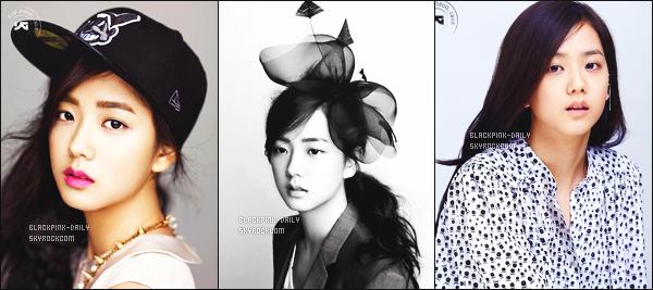 ----------------  ••  Découvrez une serie de  photos du lancement du groupe Blackpink de miss  Jisoo  -  Mai 2012.  Se sont des photos assez ancienne de la magnifique Jisoo. Elle a vraiment changé, elle etait vraiment jeune.  J'adore assez une belle fille.  ----------------